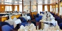 Sea Adventurer - das Restaurant