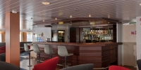 Die Lounge der MS Expedition