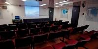 Der Vortragsraum