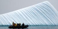 Faszinierende Eisformationen