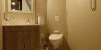 Plancius - Badezimmer Zweibettkabine A2