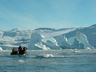 Spitzbergen – Ostgrönland