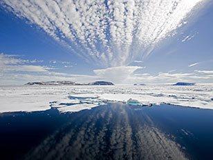 Rund um Spitzbergen