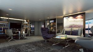 Grand Panorama Suite Lounge