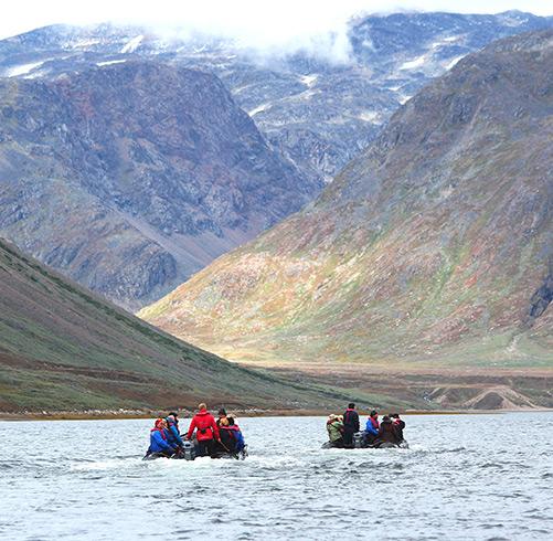 Ikka Fjord