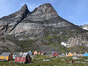 Das Grönland der großen Entdecker