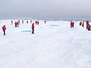 Geographischer Nordpol