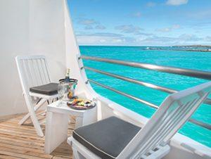Cormorant-Balkonsuite-Galapagos