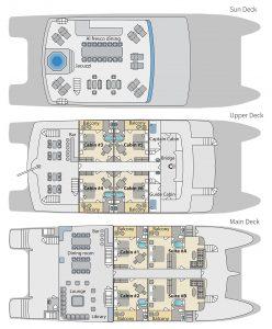 Cormorant Deckplan