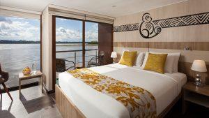 A2 Standard Suite Queen-Size Bett