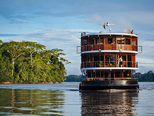 Amazonas Ecuador – Manatee