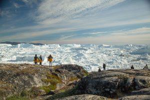 Wandern in Groenland