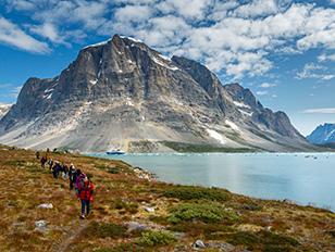 Die große Grönland Expedition