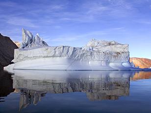 Fjorde und Gletscher