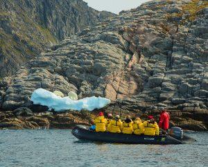 Monumental Island - Kanadische Arktis