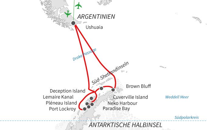 Naturwunder Antarktis