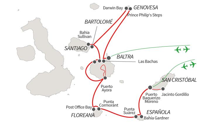 Eden Route A