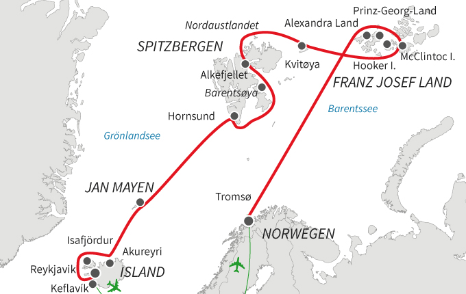 Arktis Panorama