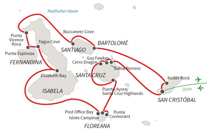 Silver Origin Route A